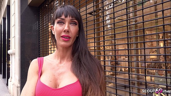 GERMAN SCOUT - FIT BIG TITS SPANISH MILF SOFIA FUCK FOR